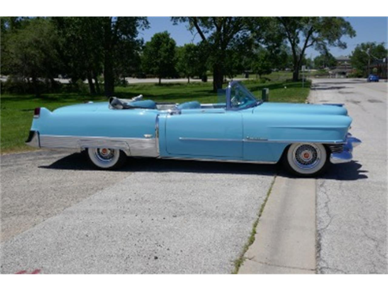 Large Picture of Classic '54 Eldorado located in Palatine Illinois - $92,500.00 Offered by North Shore Classics - LTHV