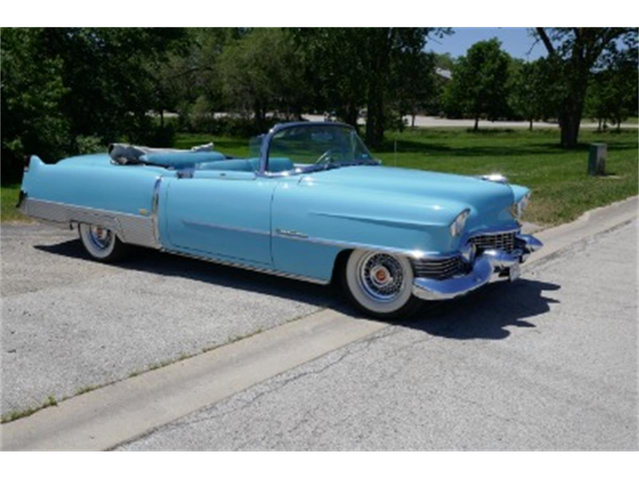 Large Picture of Classic 1954 Cadillac Eldorado located in Illinois - LTHV