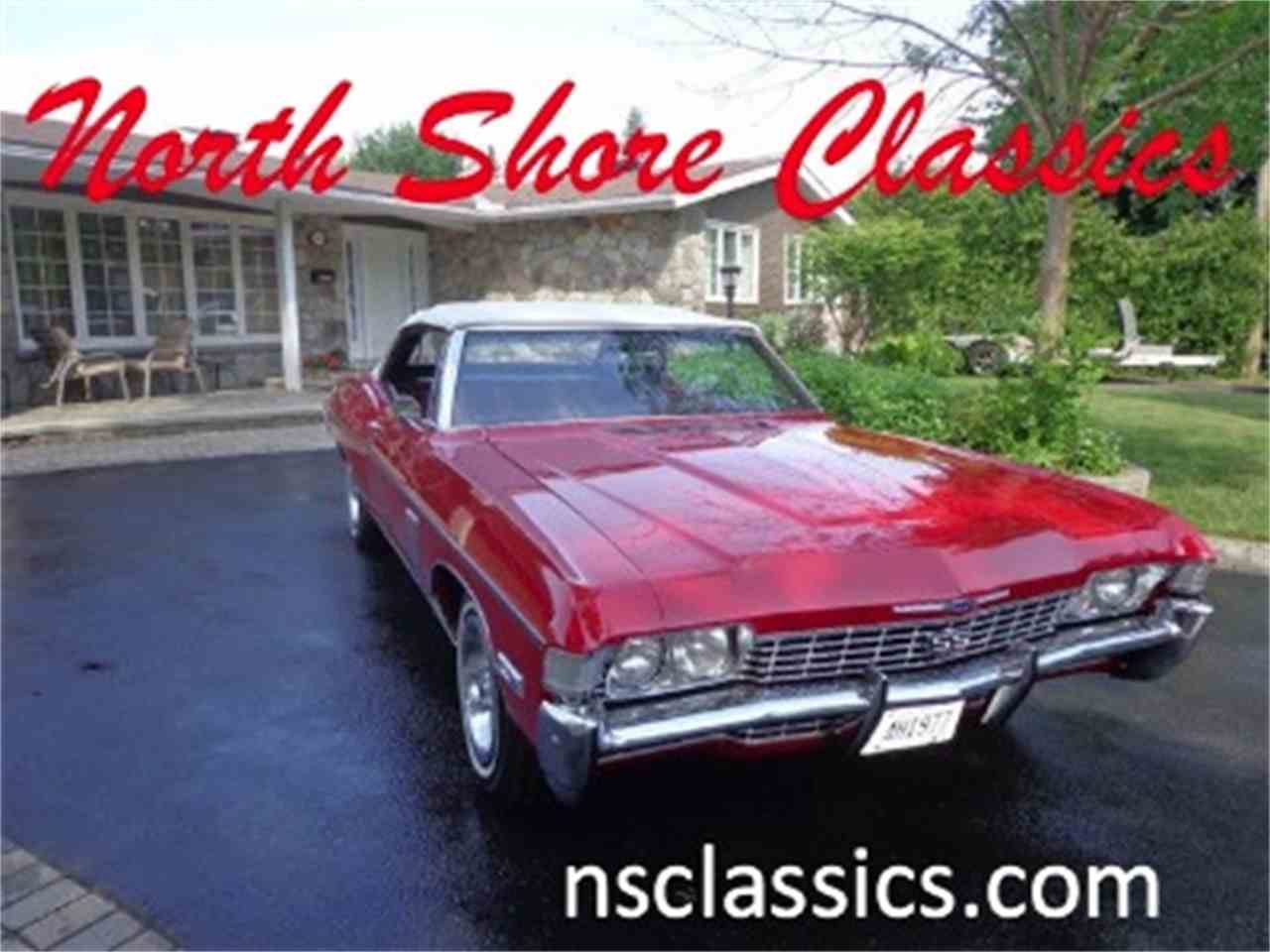 Large Picture of 1968 Chevrolet Impala Offered by North Shore Classics - LTI3