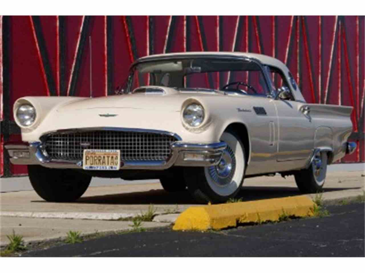 Large Picture of 1957 Thunderbird Offered by North Shore Classics - LTIB