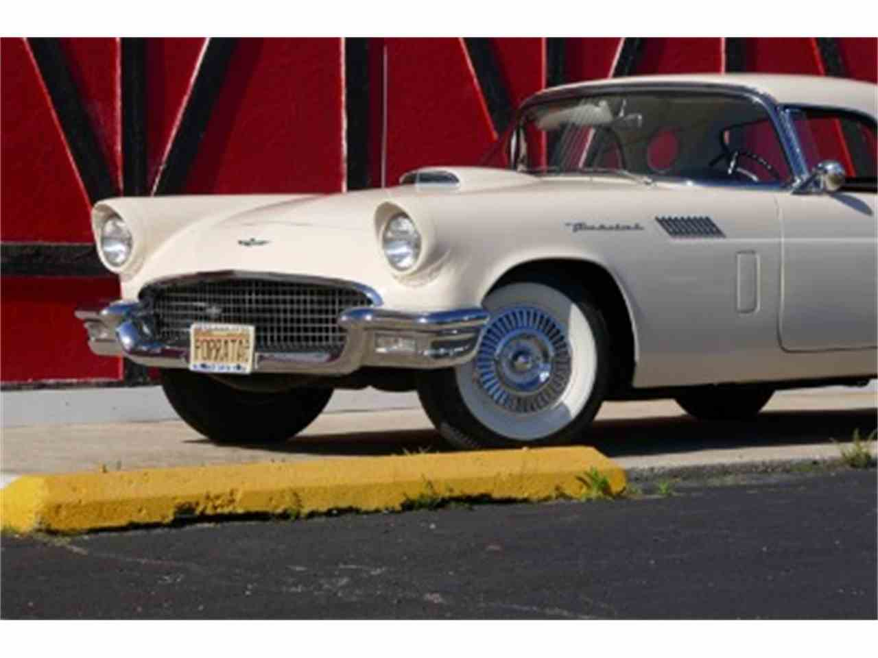 Large Picture of '57 Ford Thunderbird located in Palatine Illinois - $29,995.00 Offered by North Shore Classics - LTIB