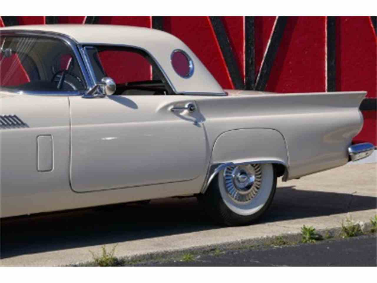 Large Picture of Classic 1957 Thunderbird Offered by North Shore Classics - LTIB