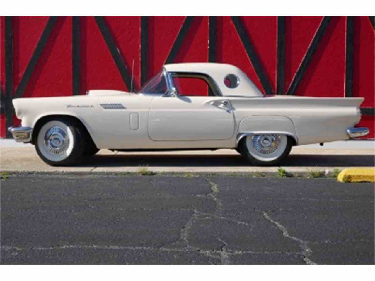 Large Picture of '57 Ford Thunderbird Offered by North Shore Classics - LTIB