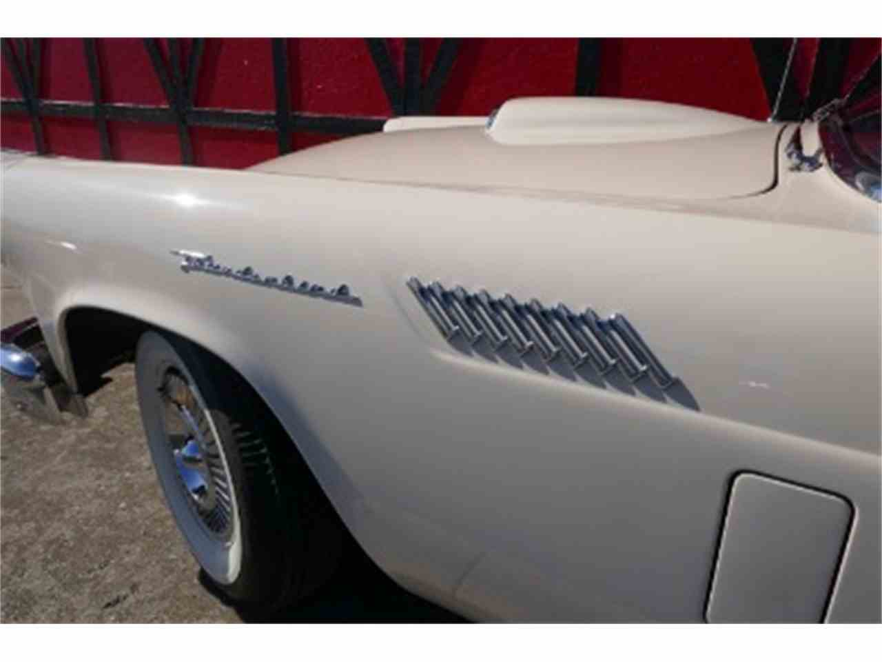 Large Picture of '57 Ford Thunderbird located in Palatine Illinois - $29,995.00 - LTIB