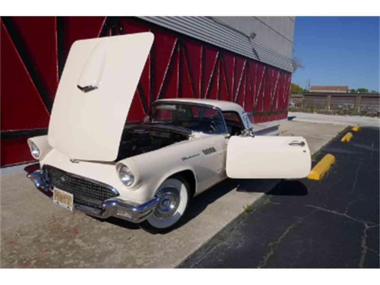 Large Picture of Classic 1957 Ford Thunderbird located in Illinois - $29,995.00 - LTIB