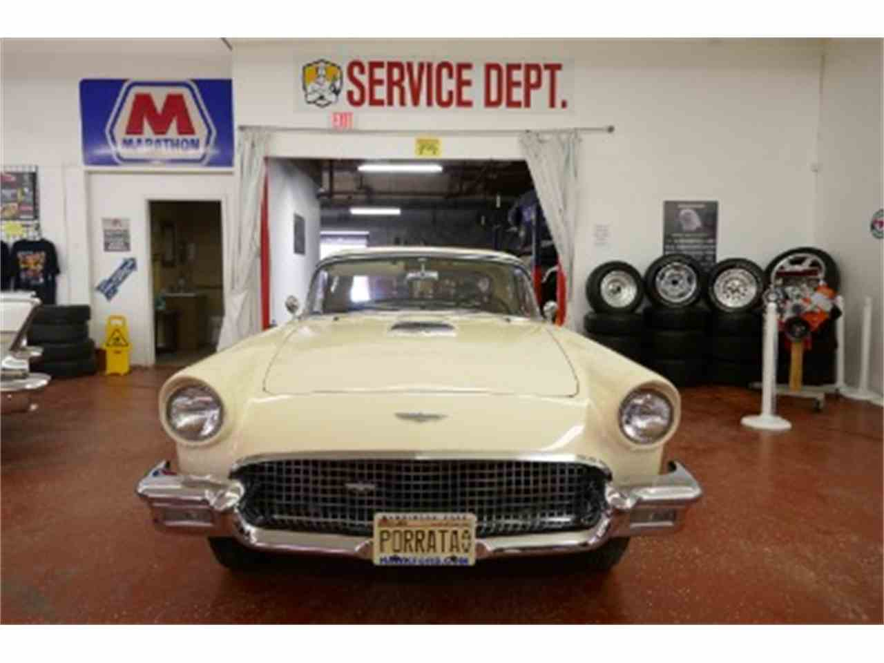 Large Picture of '57 Ford Thunderbird - $29,995.00 Offered by North Shore Classics - LTIB