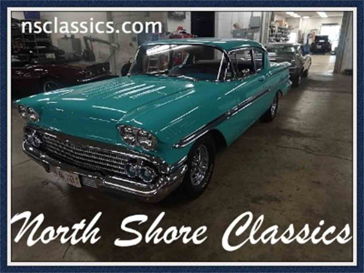 Large Picture of '58 Biscayne - LTIH