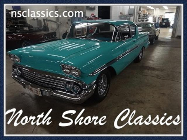 Picture of '58 Biscayne - LTIH