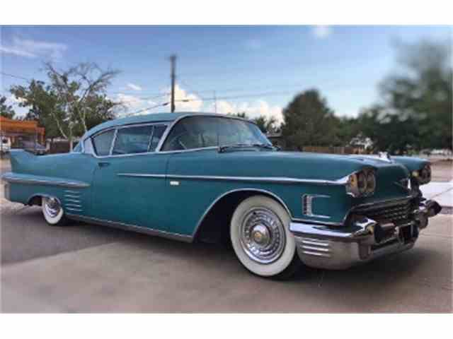 1958 Cadillac for Sale on ClicCars.com