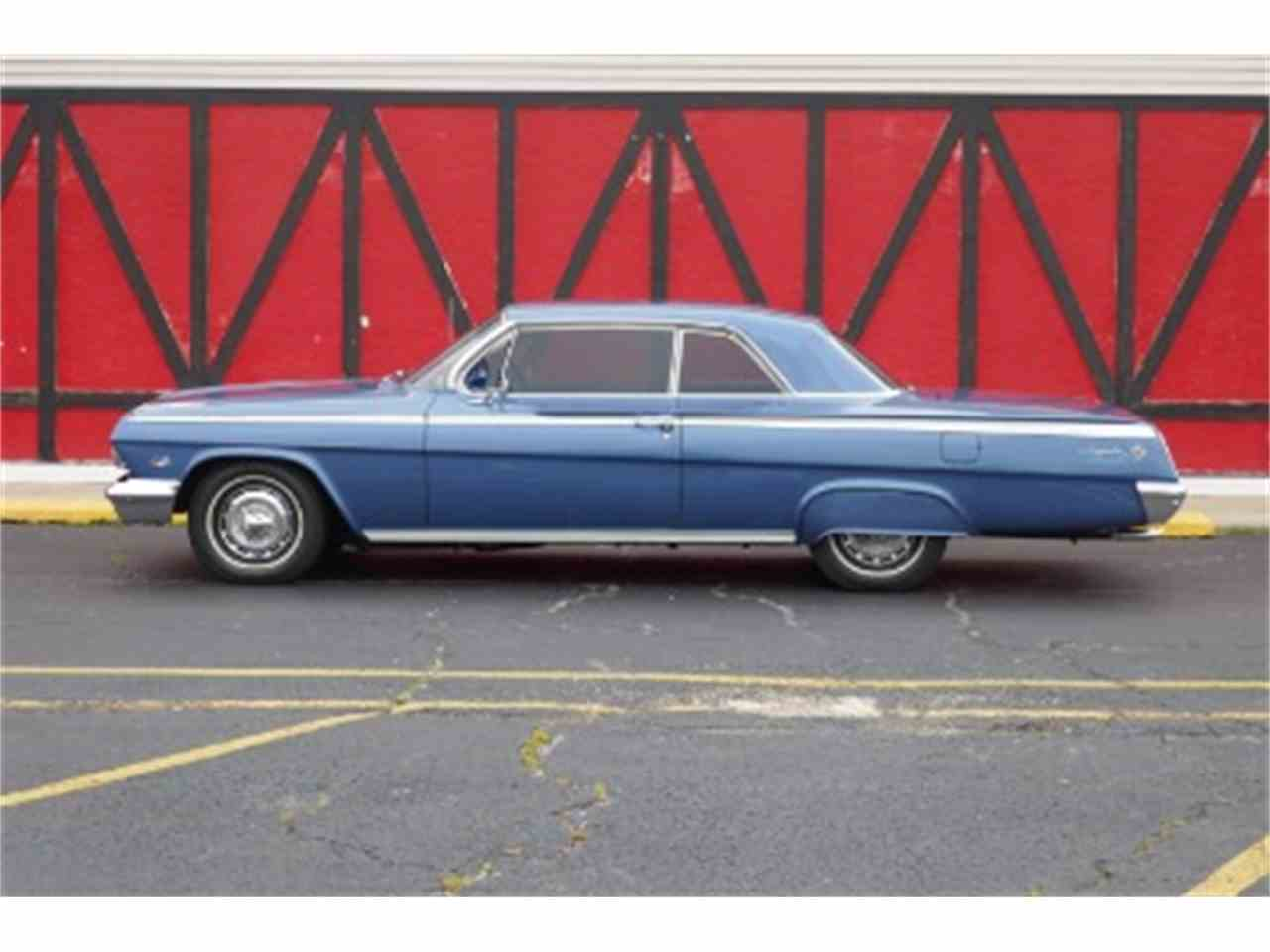 Large Picture of '62 Impala - LTIO
