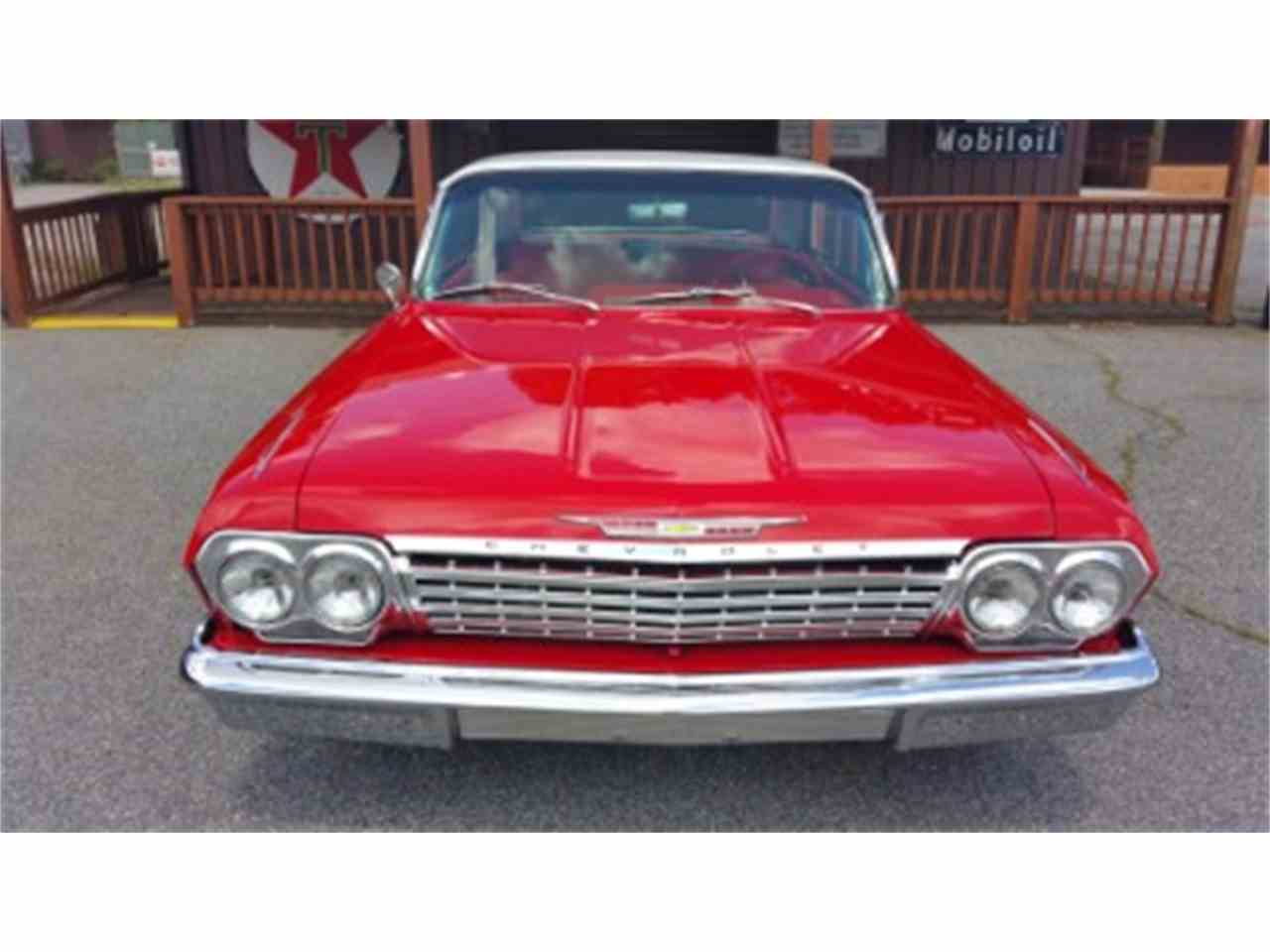 Large Picture of '62 Impala - LTIP