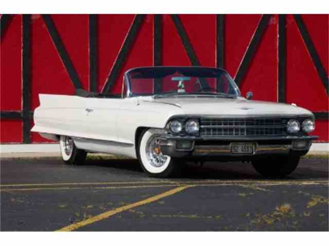 1962 Cadillac Series 62 for Sale on ClicCars.com