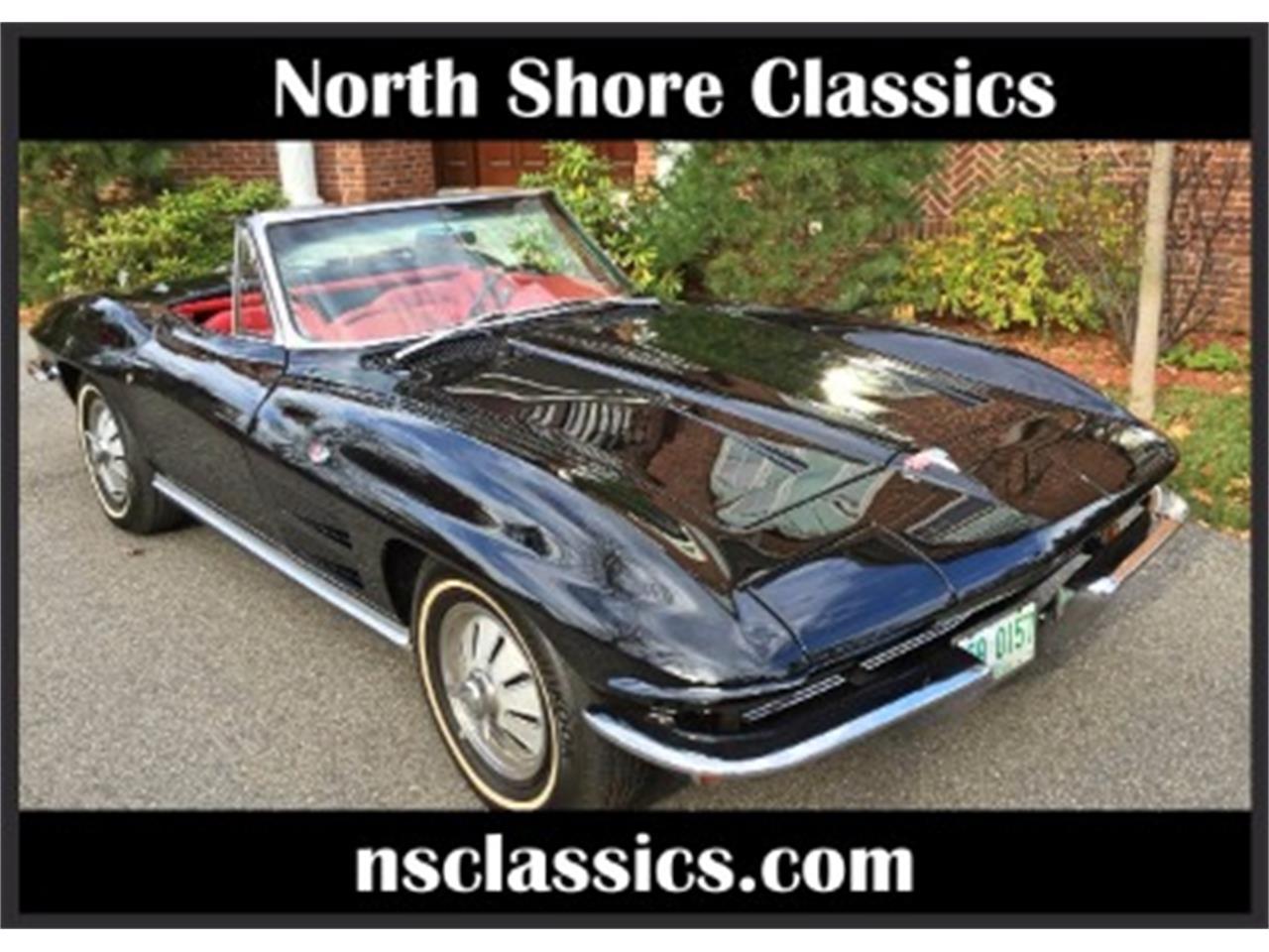 Large Picture of '64 Corvette - LTJ3