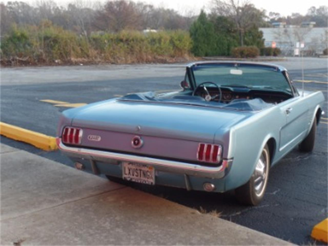 Large Picture of '65 Mustang - LTJ5