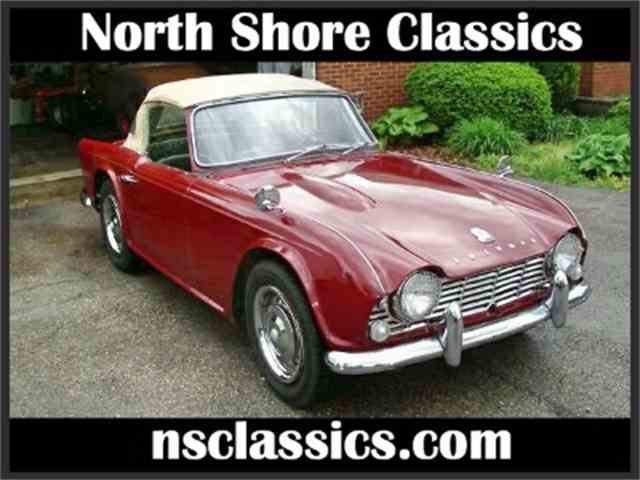 Picture of '65 TR4 - LTJ6