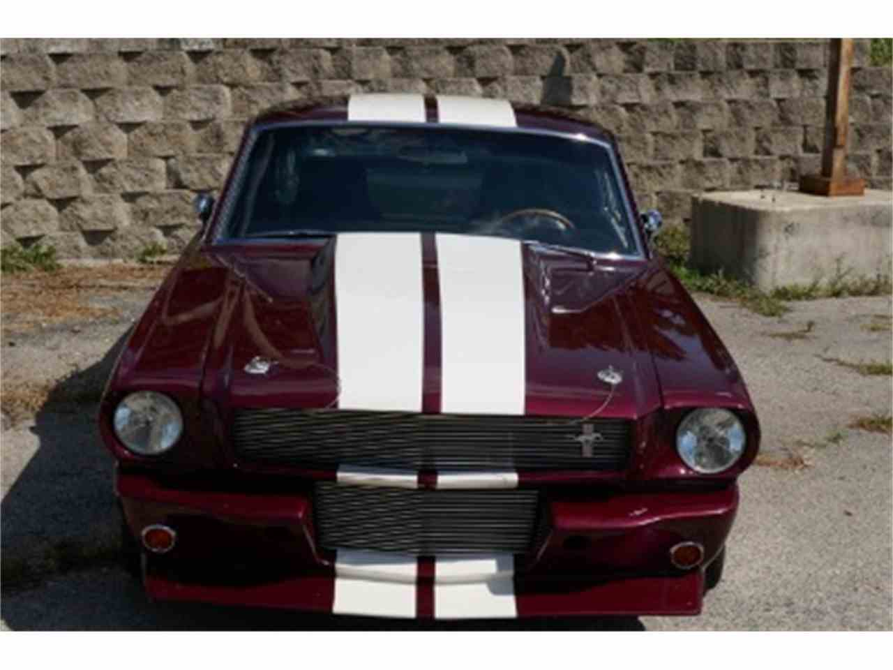 Large Picture of '65 Mustang - LTJE