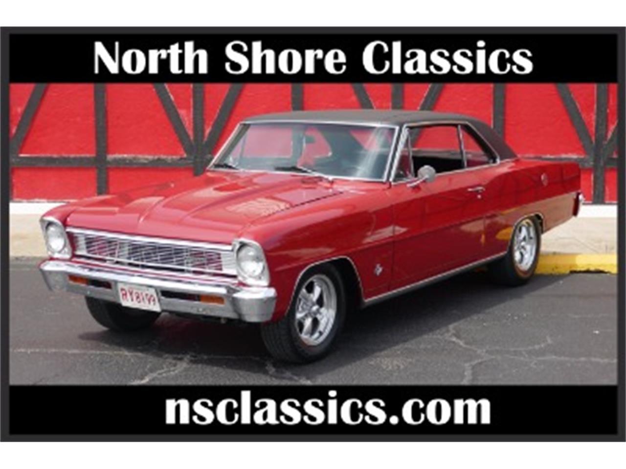 Large Picture of Classic 1966 Chevrolet Nova - LTJO