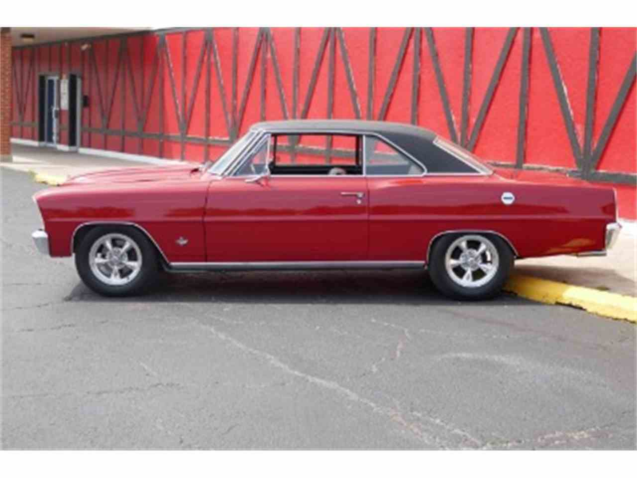 Large Picture of '66 Nova located in Illinois - $35,900.00 Offered by North Shore Classics - LTJO