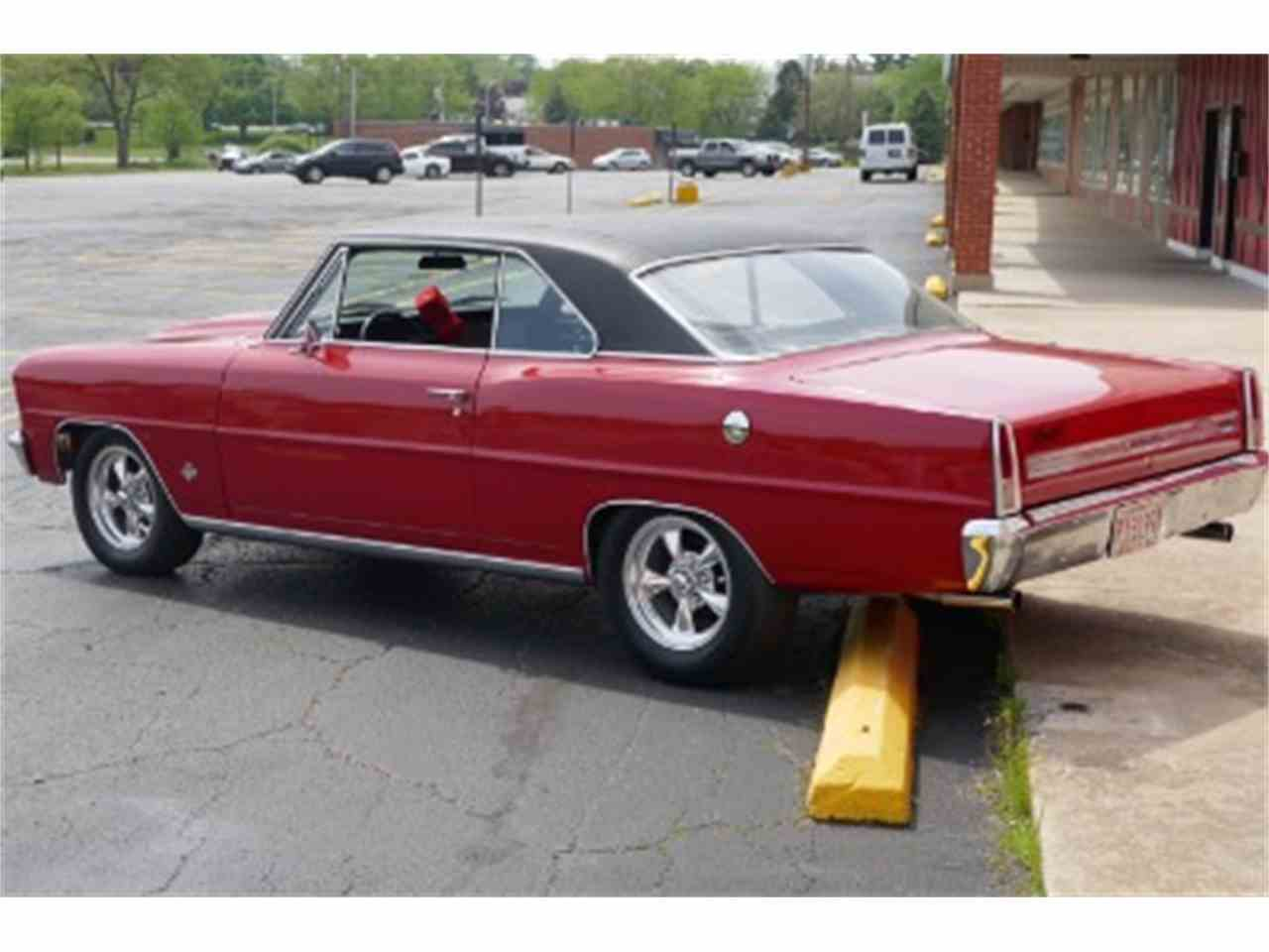 Large Picture of Classic 1966 Chevrolet Nova located in Illinois Offered by North Shore Classics - LTJO
