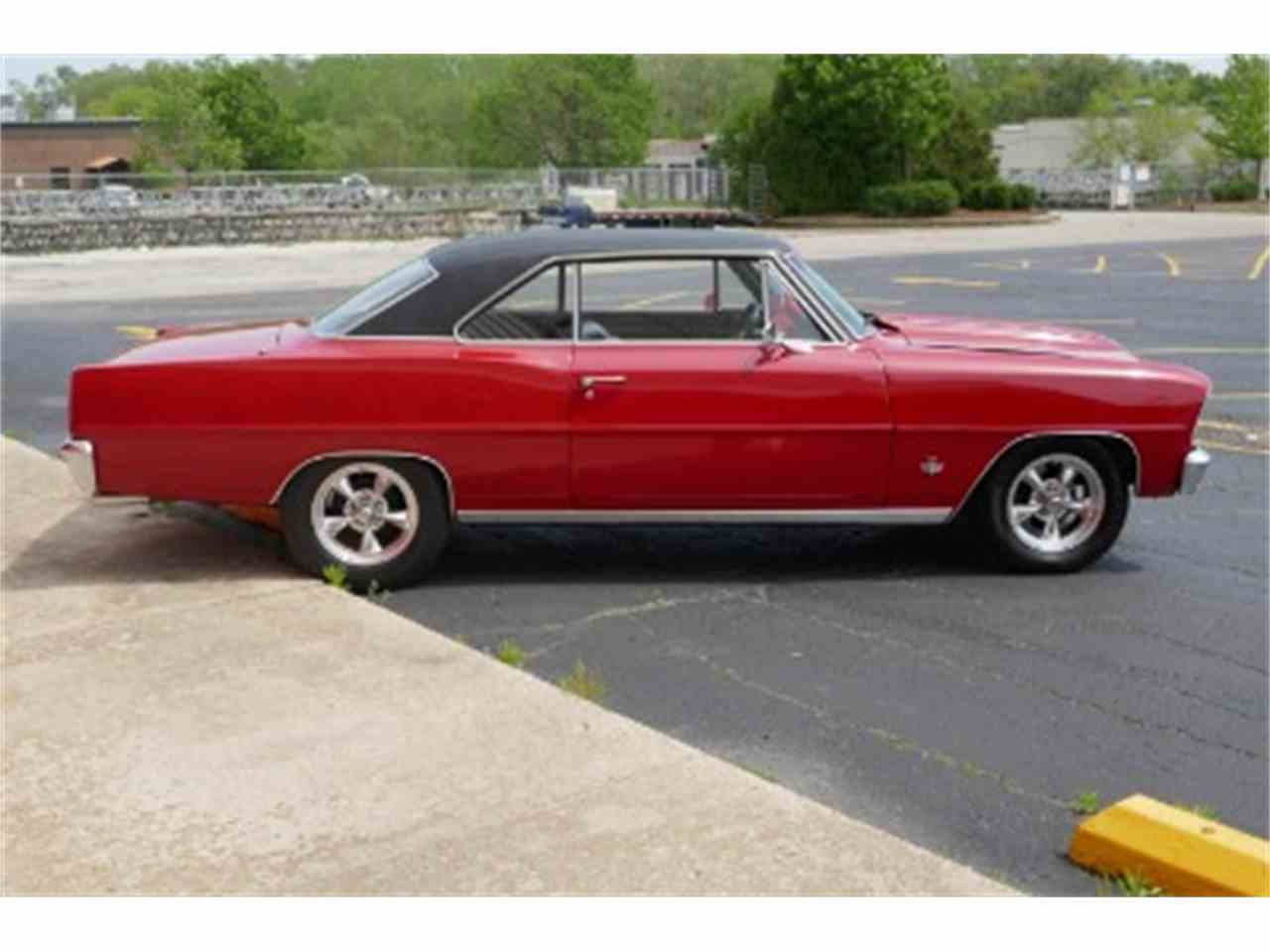 Large Picture of 1966 Chevrolet Nova located in Palatine Illinois - $35,900.00 - LTJO