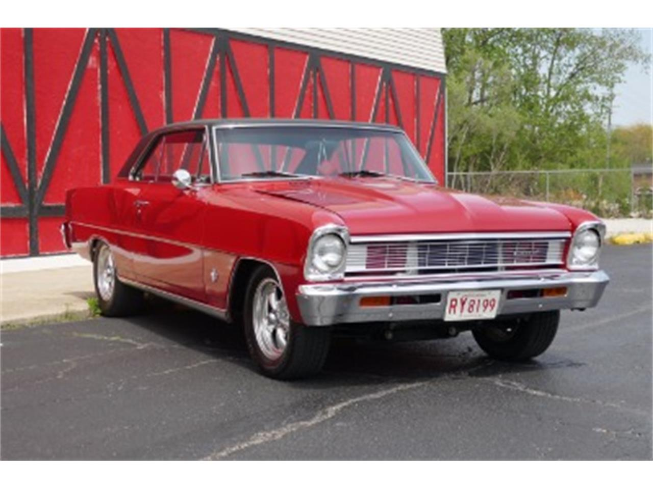 Large Picture of 1966 Chevrolet Nova - $35,900.00 Offered by North Shore Classics - LTJO