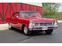 Picture of Classic '66 Nova located in Illinois Offered by North Shore Classics - LTJO