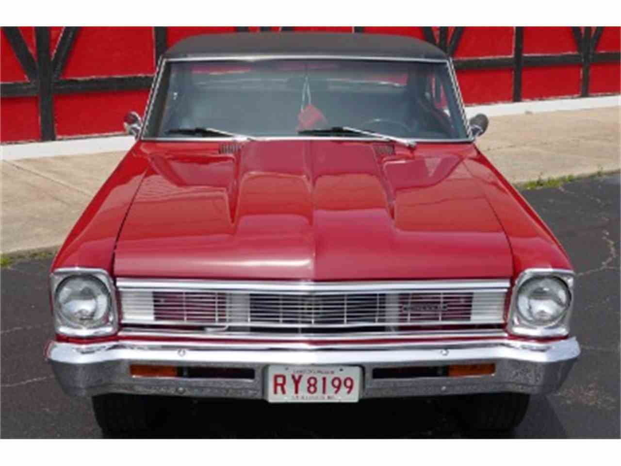 Large Picture of '66 Chevrolet Nova located in Palatine Illinois - LTJO
