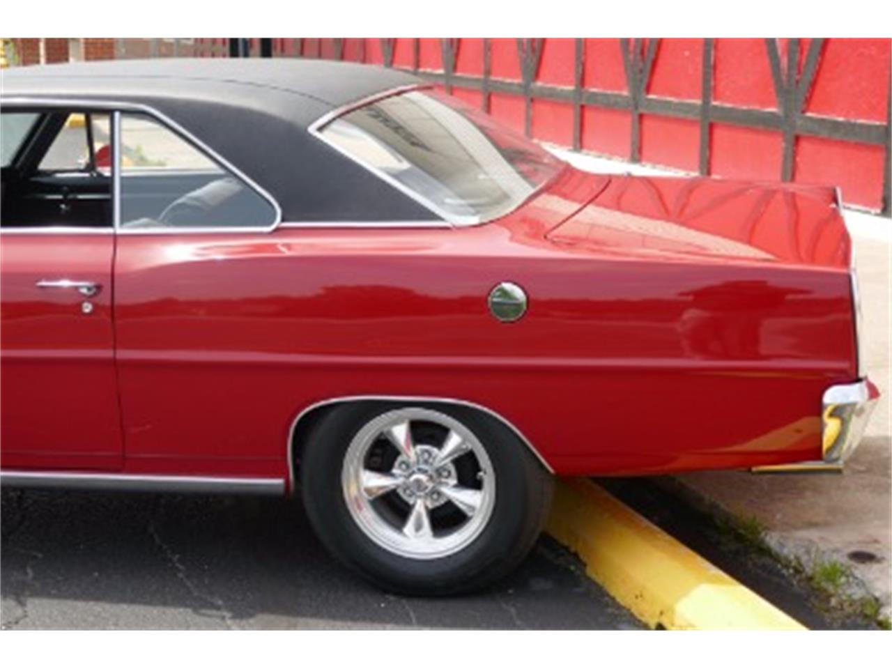 Large Picture of Classic 1966 Nova located in Palatine Illinois - LTJO