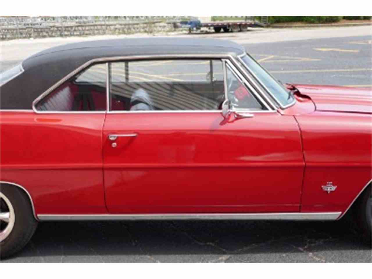 Large Picture of 1966 Chevrolet Nova located in Illinois Offered by North Shore Classics - LTJO