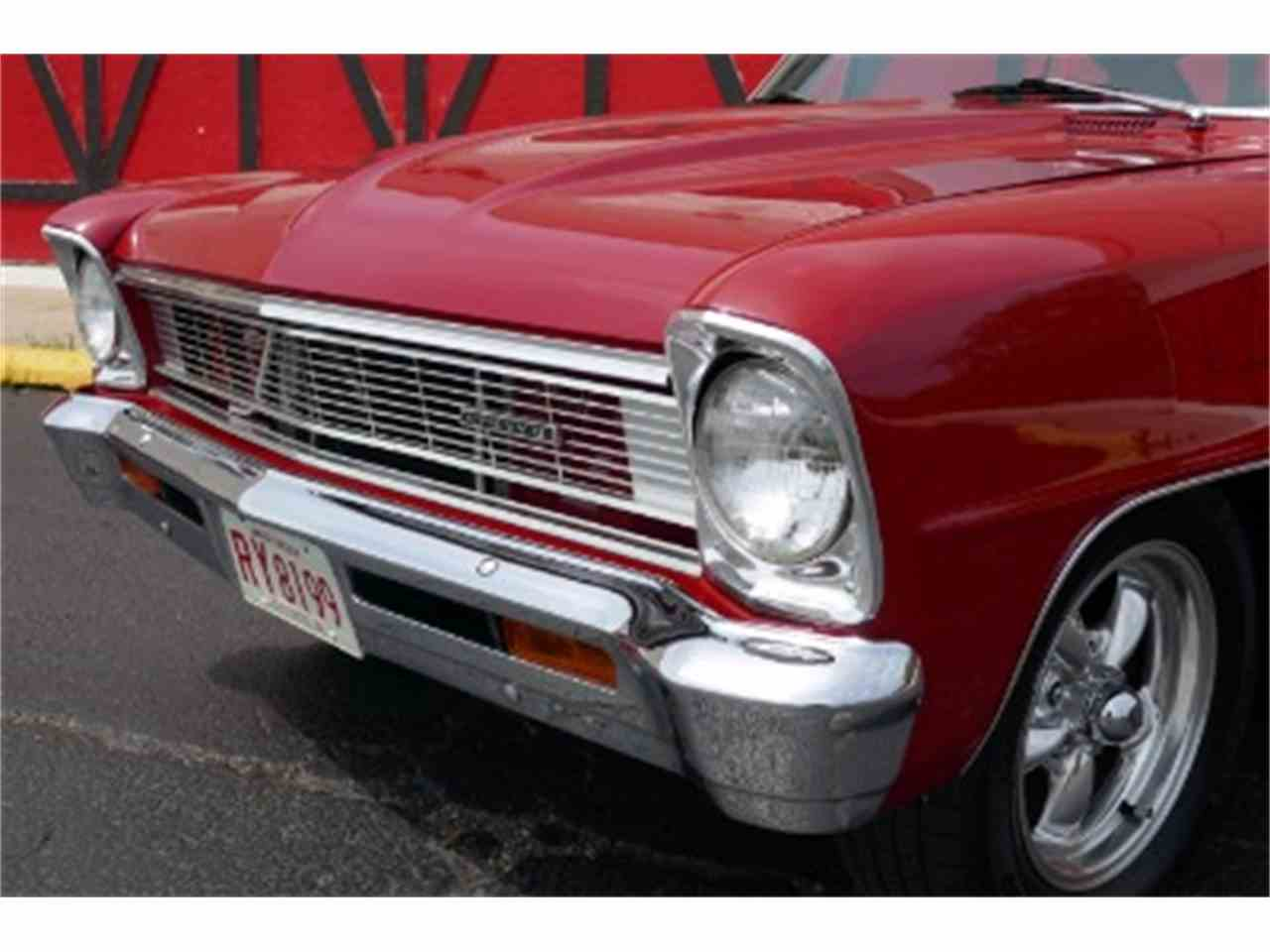 Large Picture of Classic 1966 Chevrolet Nova - $35,900.00 Offered by North Shore Classics - LTJO