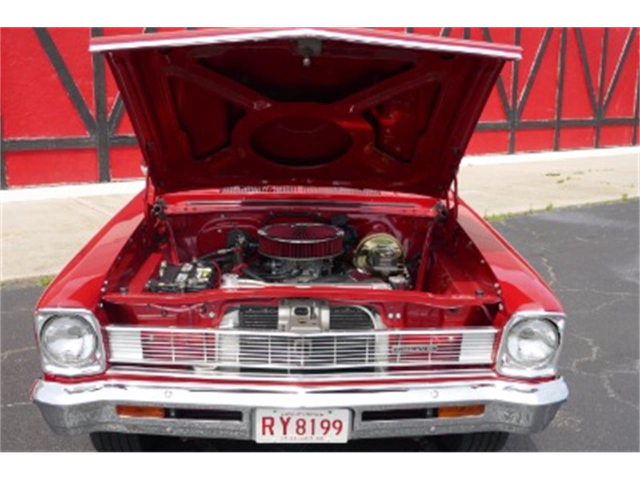 Large Picture of Classic '66 Nova located in Illinois - $35,900.00 Offered by North Shore Classics - LTJO