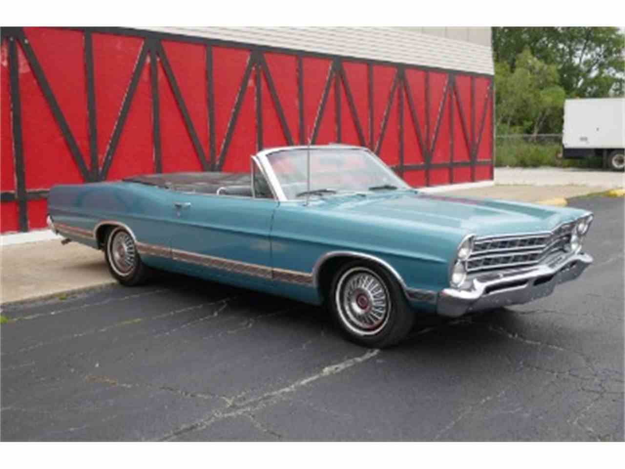 Large Picture of '67 Galaxie - LTJV