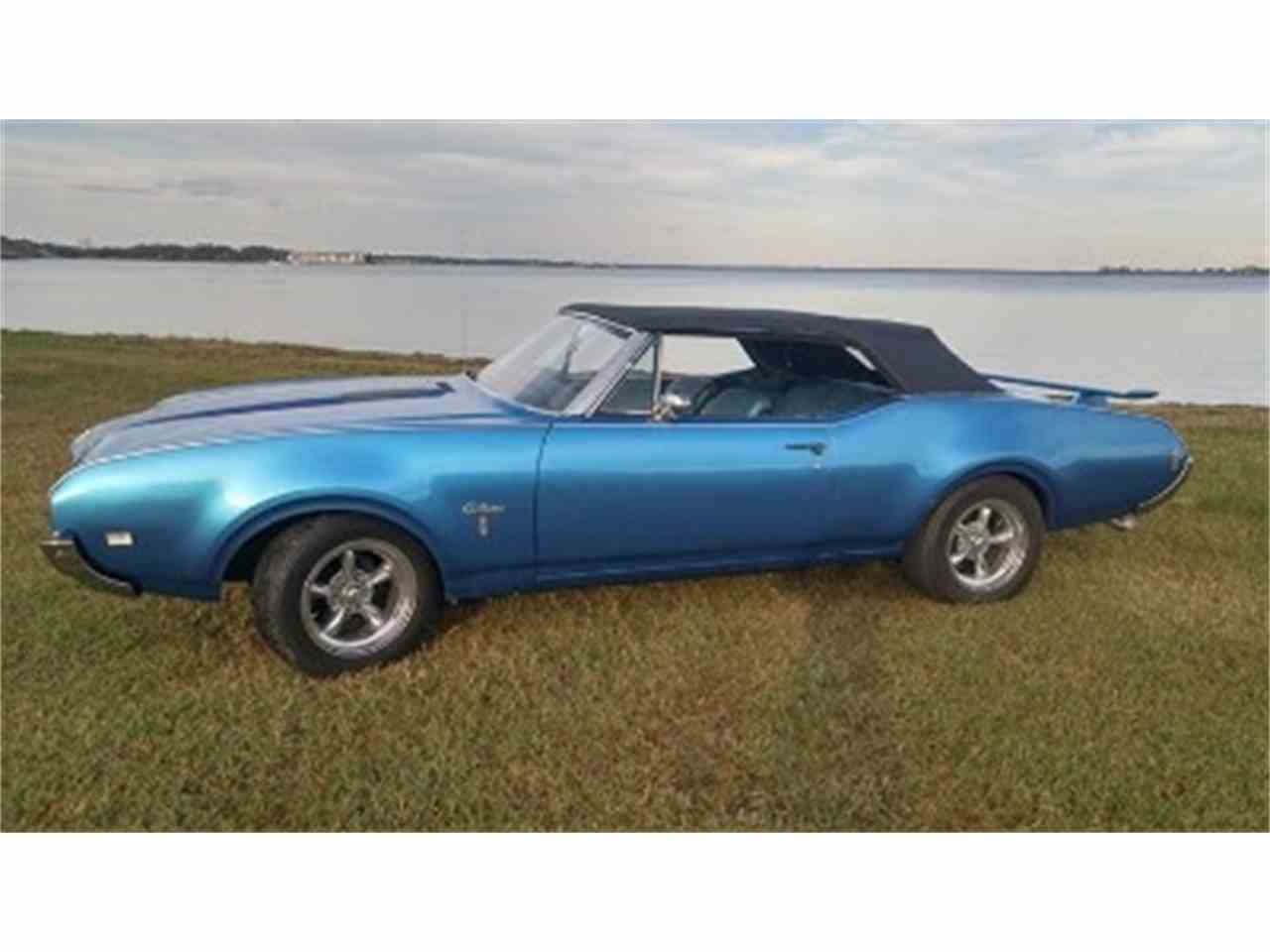 Large Picture of 1968 Oldsmobile Cutlass - $17,995.00 - LTK0