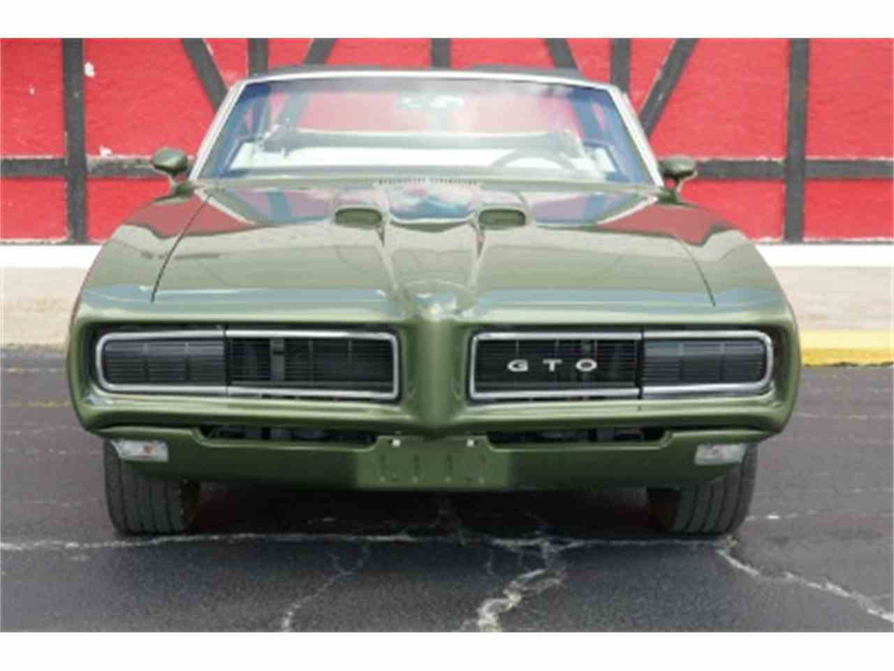 Large Picture of '68 GTO - LTK1