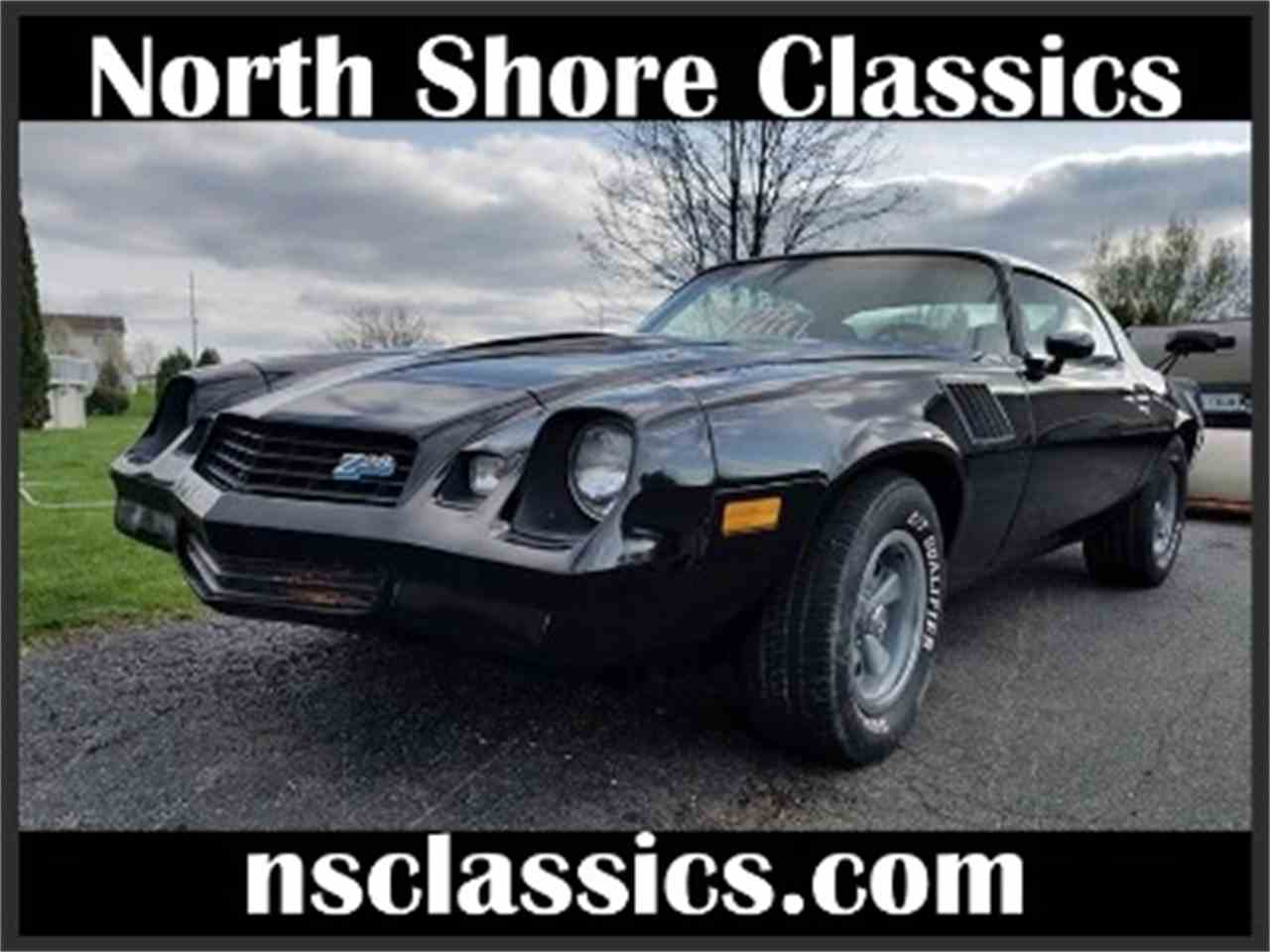 Large Picture of '78 Camaro - LTK3