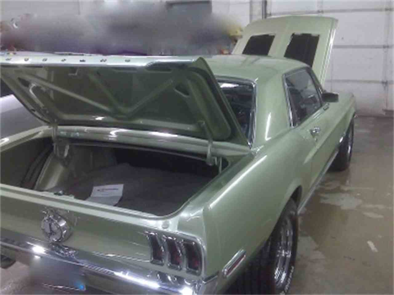 Large Picture of '68 Mustang - LTK4