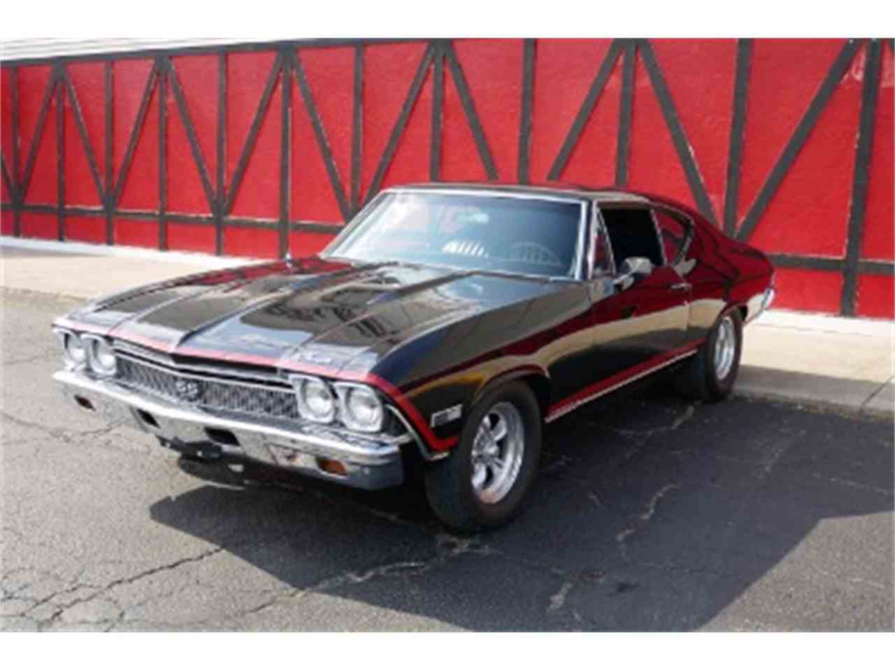 Large Picture of '68 Chevelle - LTK6