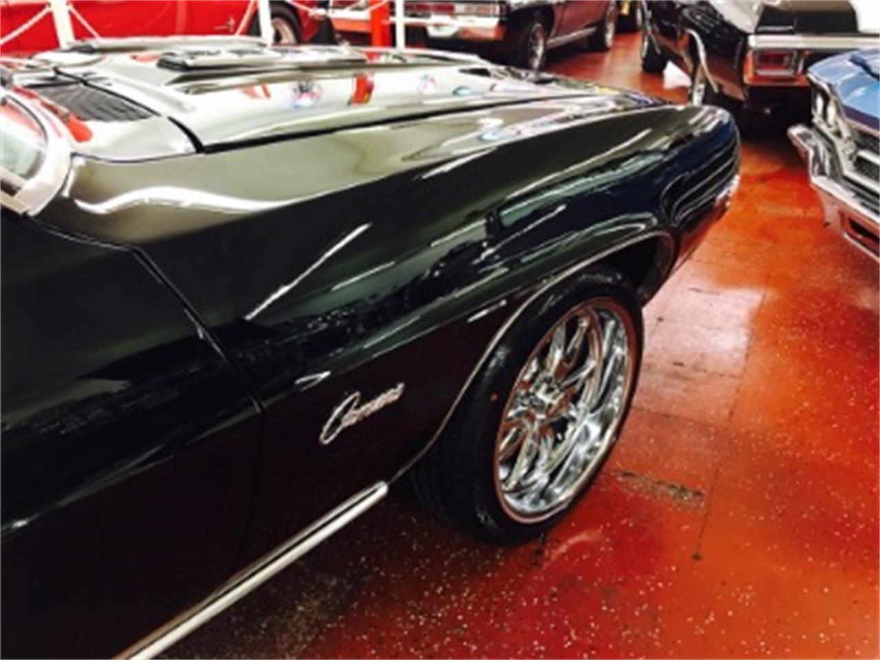 Large Picture of '69 Camaro - LTKD