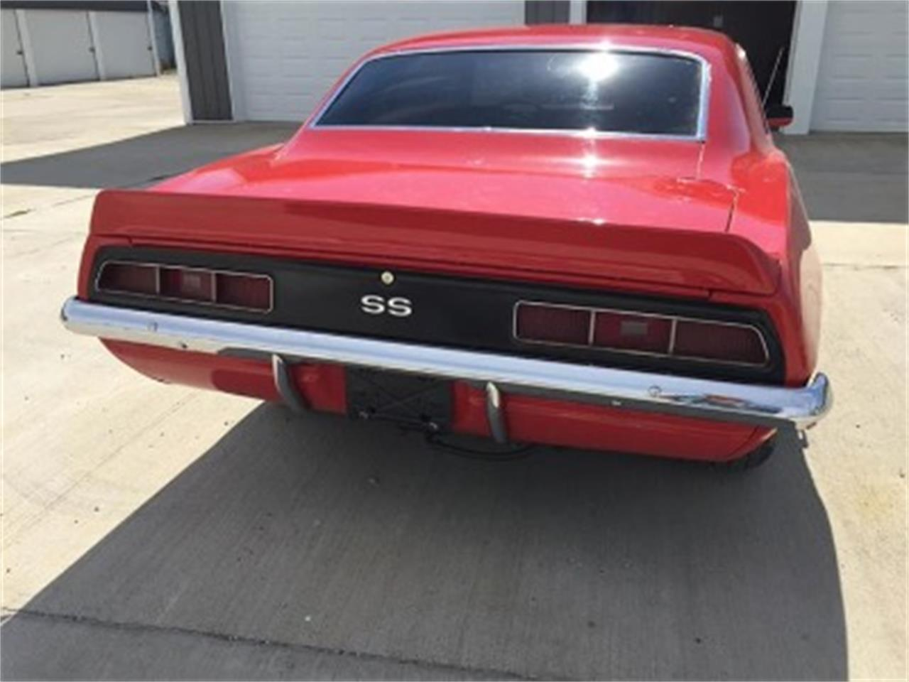 Large Picture of '69 Camaro - LTKF