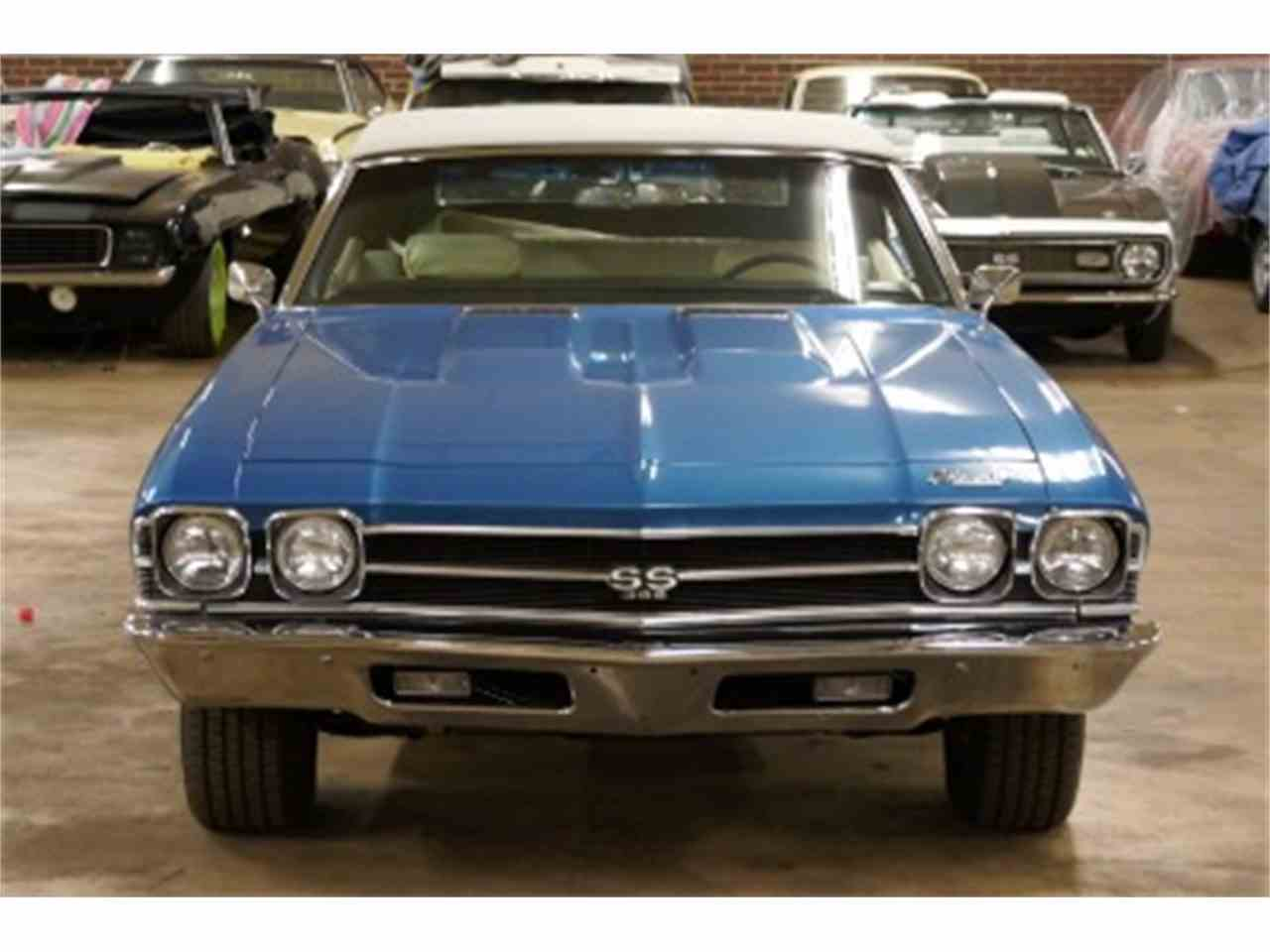Large Picture of '69 Chevelle - LTKI