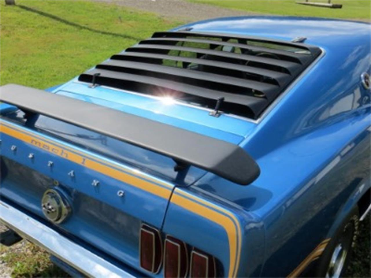 Large Picture of '69 Mustang - LTKJ