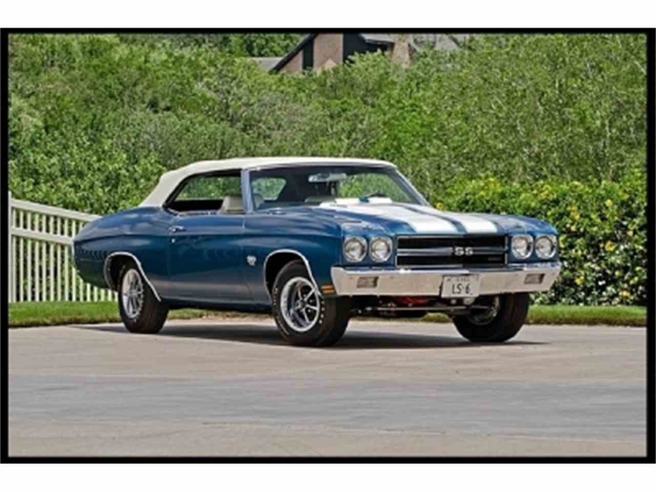 Large Picture of '70 Chevelle - LTKQ