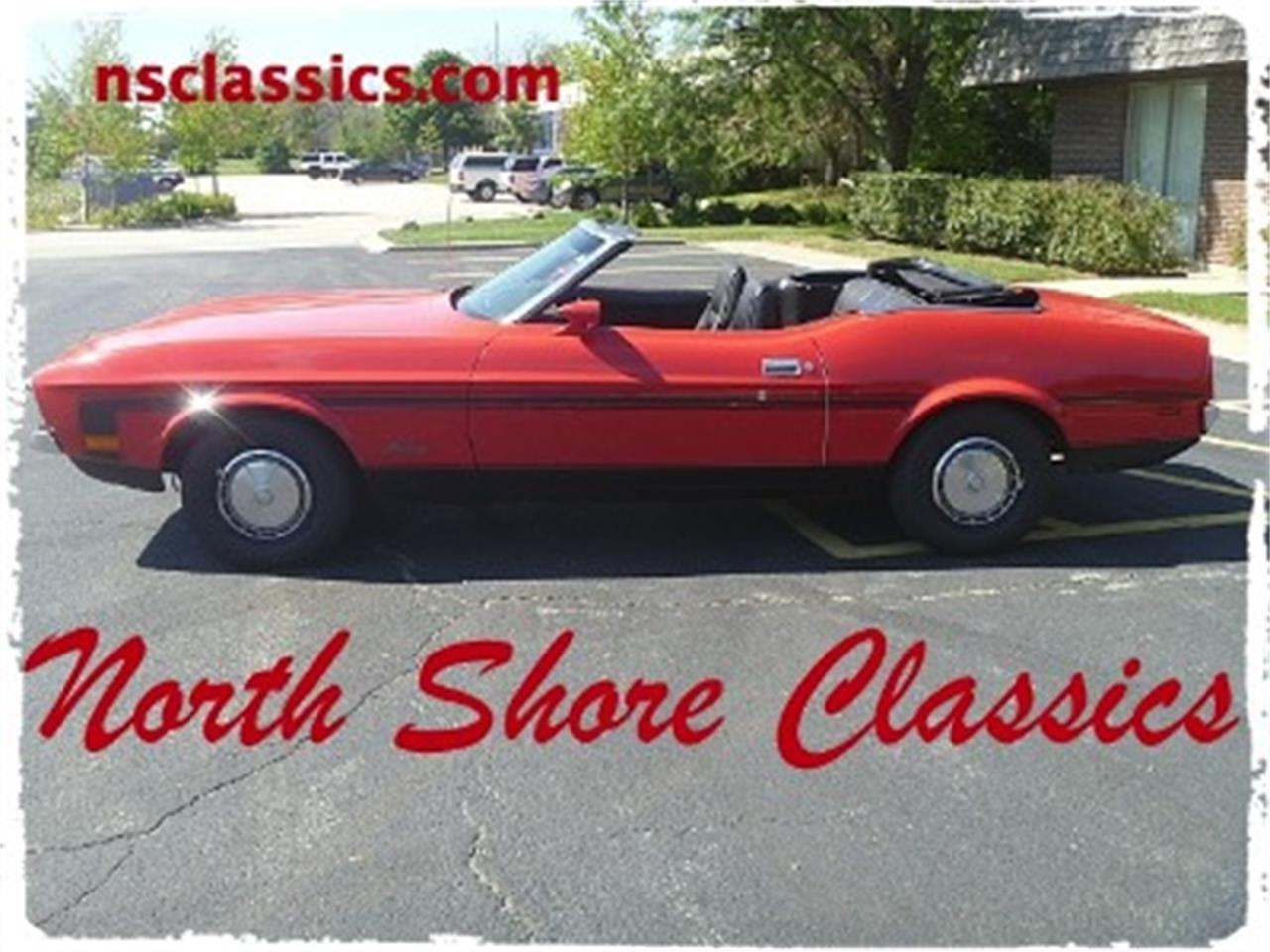 Large Picture of '71 Mustang - LTKU