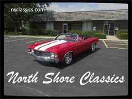 Picture of Classic 1972 Chevrolet Chevelle - LTL5