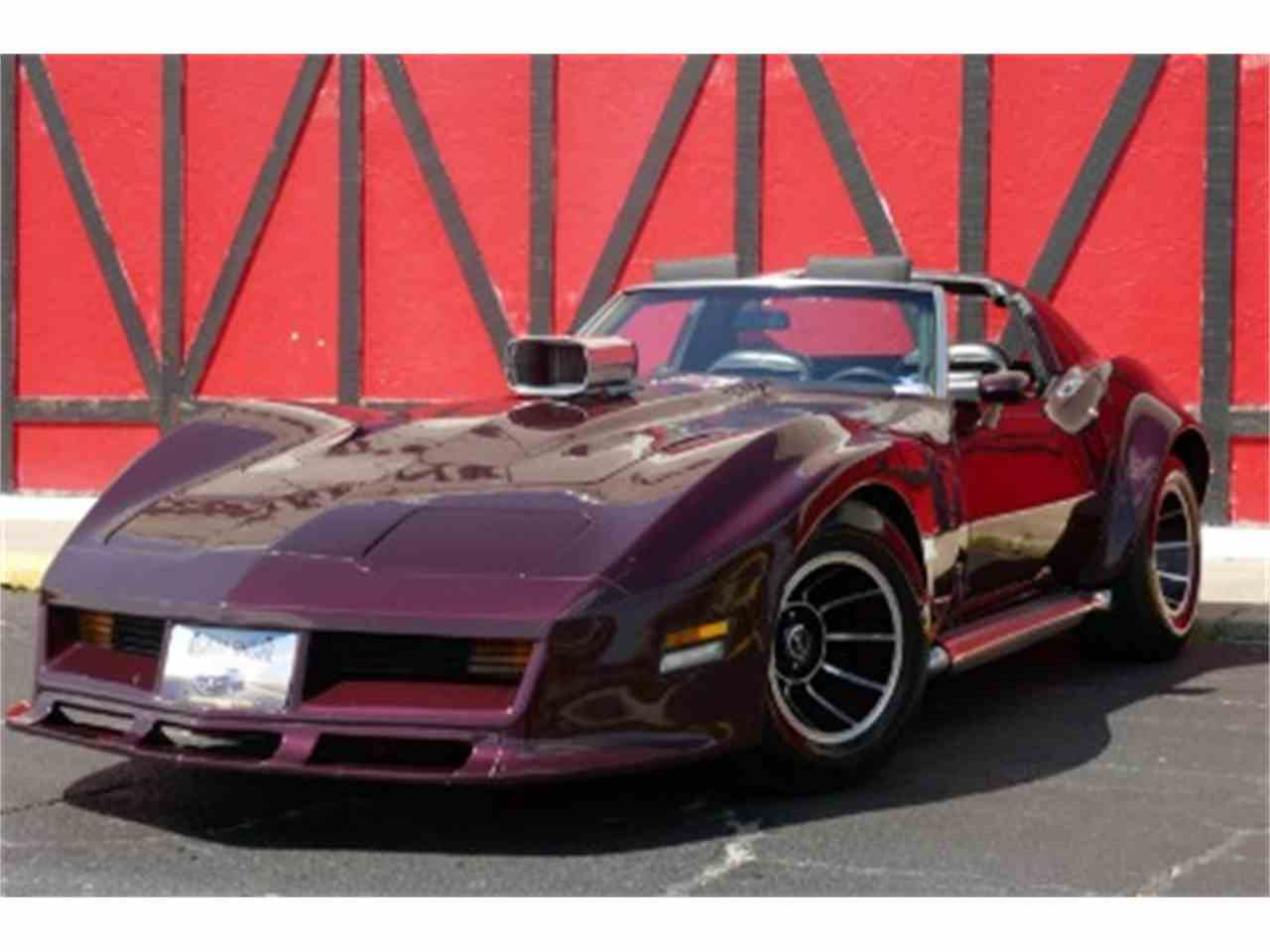 Large Picture of Classic '73 Chevrolet Corvette located in Palatine Illinois - $17,900.00 - LTL8