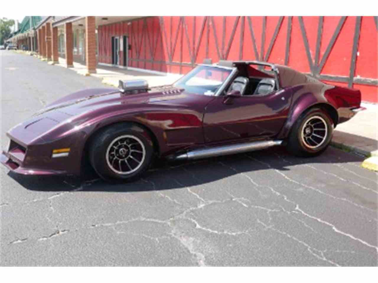 Large Picture of Classic '73 Chevrolet Corvette Offered by North Shore Classics - LTL8