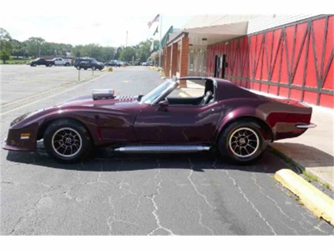 Large Picture of Classic '73 Chevrolet Corvette - $17,900.00 Offered by North Shore Classics - LTL8