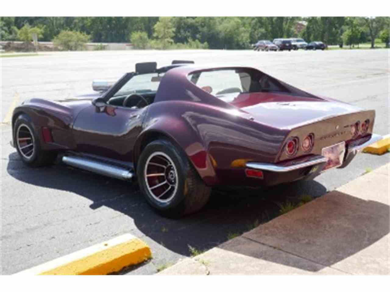 Large Picture of Classic '73 Corvette - $17,900.00 - LTL8