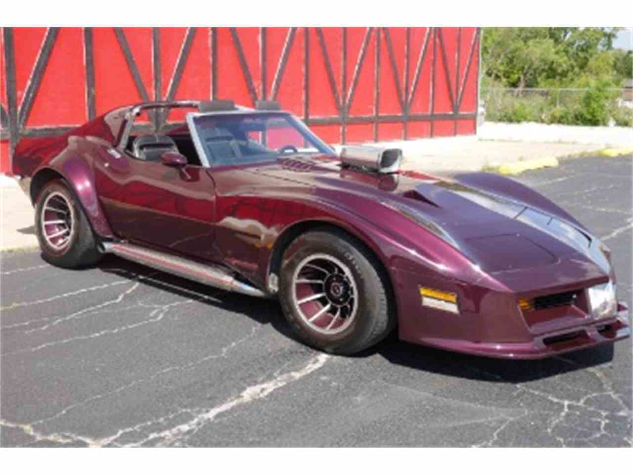 Large Picture of Classic 1973 Chevrolet Corvette located in Illinois - $17,900.00 Offered by North Shore Classics - LTL8