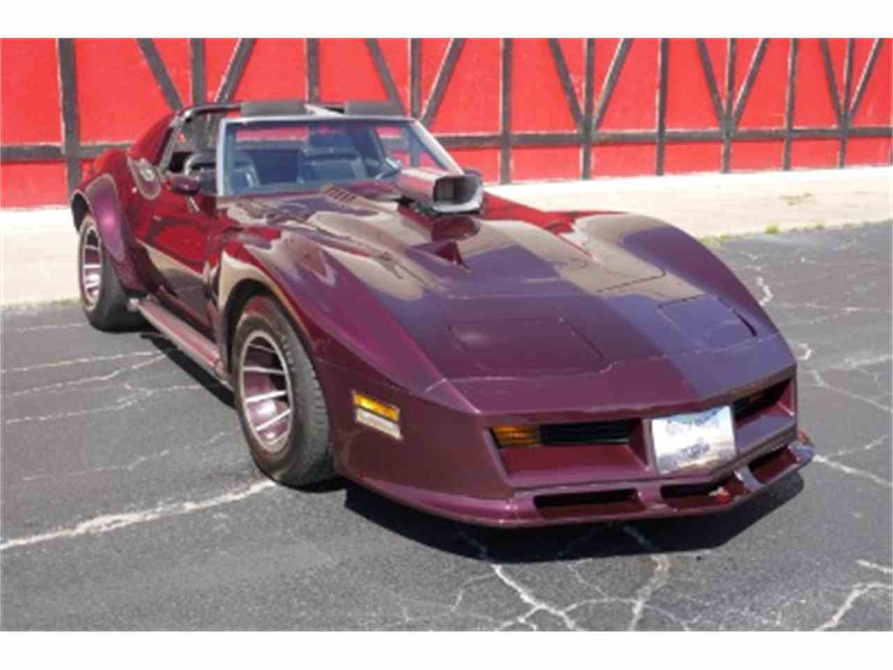Large Picture of 1973 Chevrolet Corvette located in Illinois - $17,900.00 - LTL8